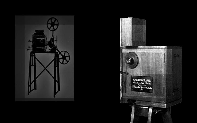 نخستین دستگاه سینماتوگراف در ایران
