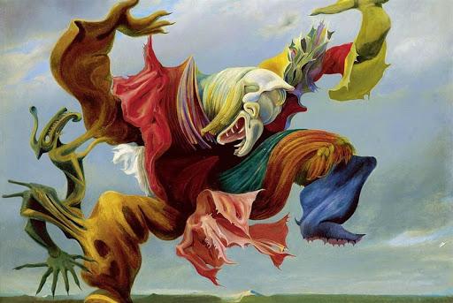 اثر سورئال از مکس ارنست