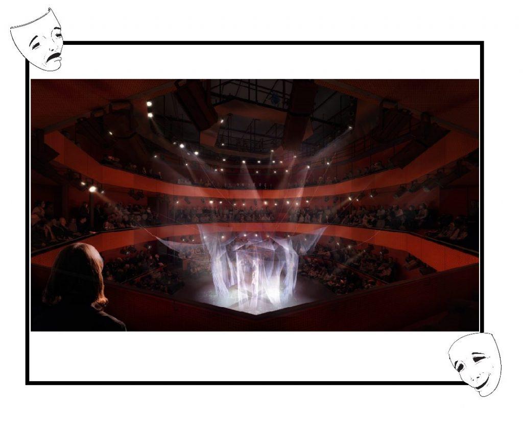 معماری صحنه نمایش 9