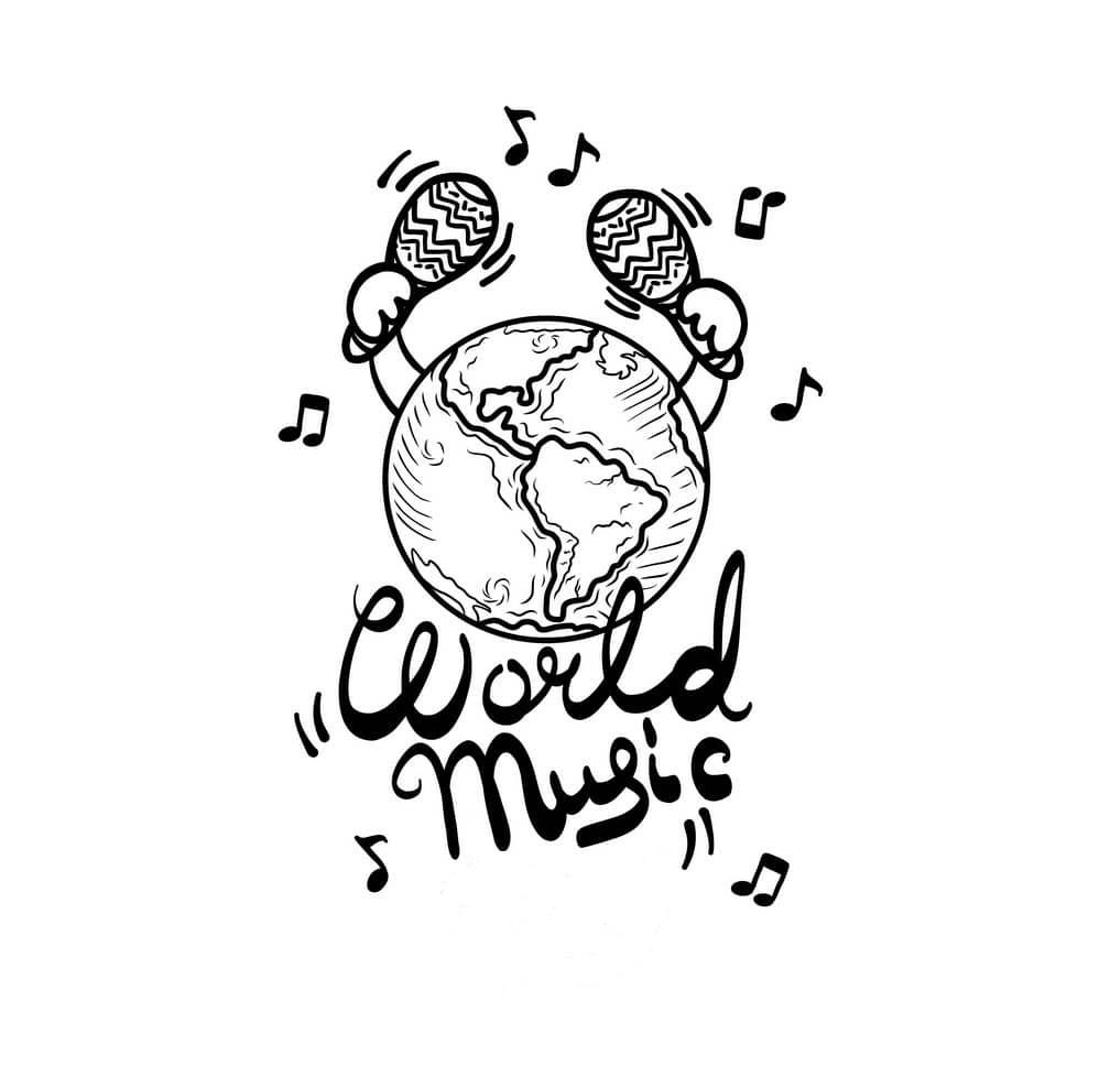 موسیقی ملل