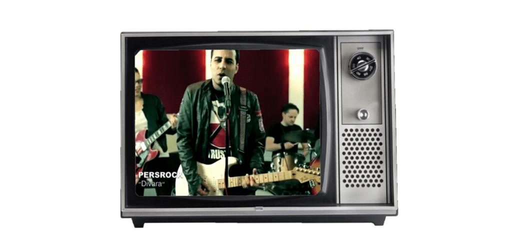 موزیک ویدئو دیوارا از پرس راک 1