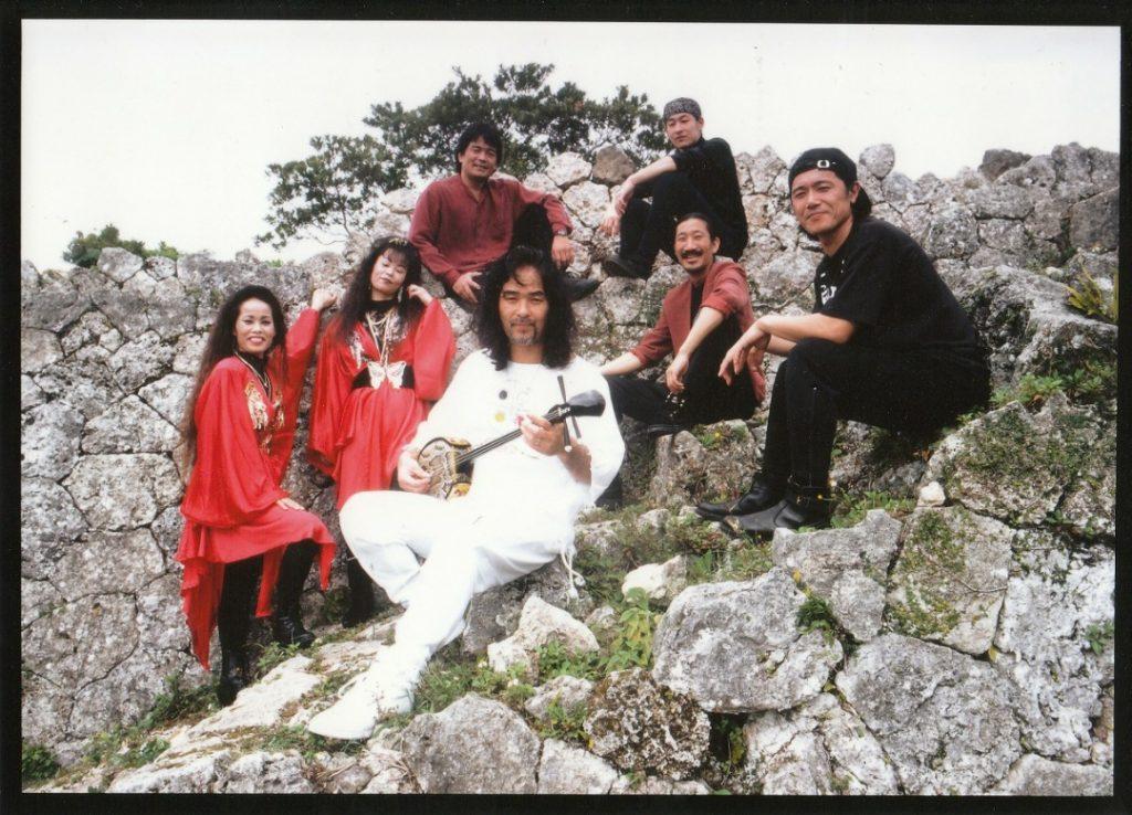 موسیقی فلک جنوب ژاپن