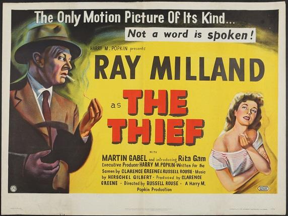 بهترین فیلم های بدون دیالوگ  دزد