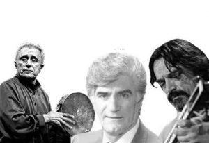 """""""ساری گلین"""" (دامن کشان) موسیقی فولکلور ایرانی"""