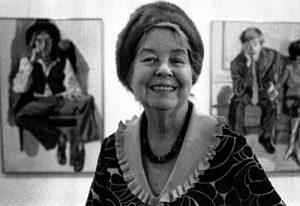 نقاشیهای آلیس نیل؛ جایی که داستانسرایی از تقلید پیشی میگیرد
