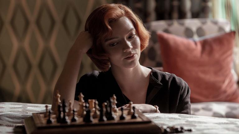 نقد سریال The Queen's Gambit222