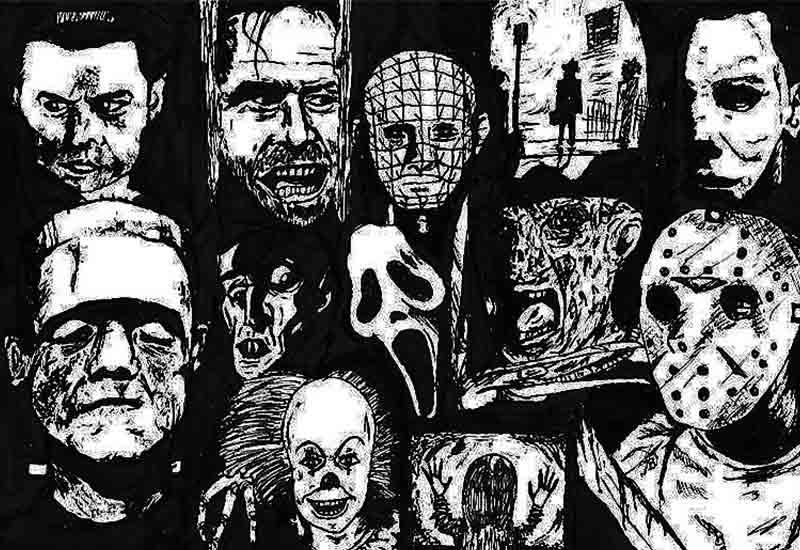 بهترین فیلمهای ترسناک کاور