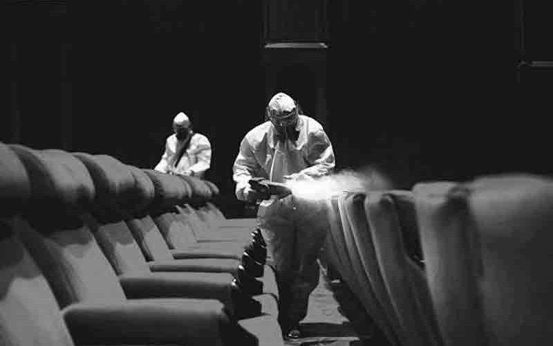 تئاتر پساکرونا