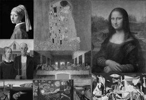 معرفی 20 تا از معروفترین نقاشیهای جهان ..!