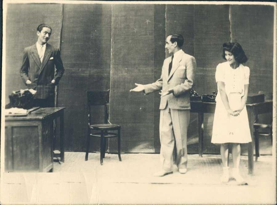 نمایشنامه سید علی نصر