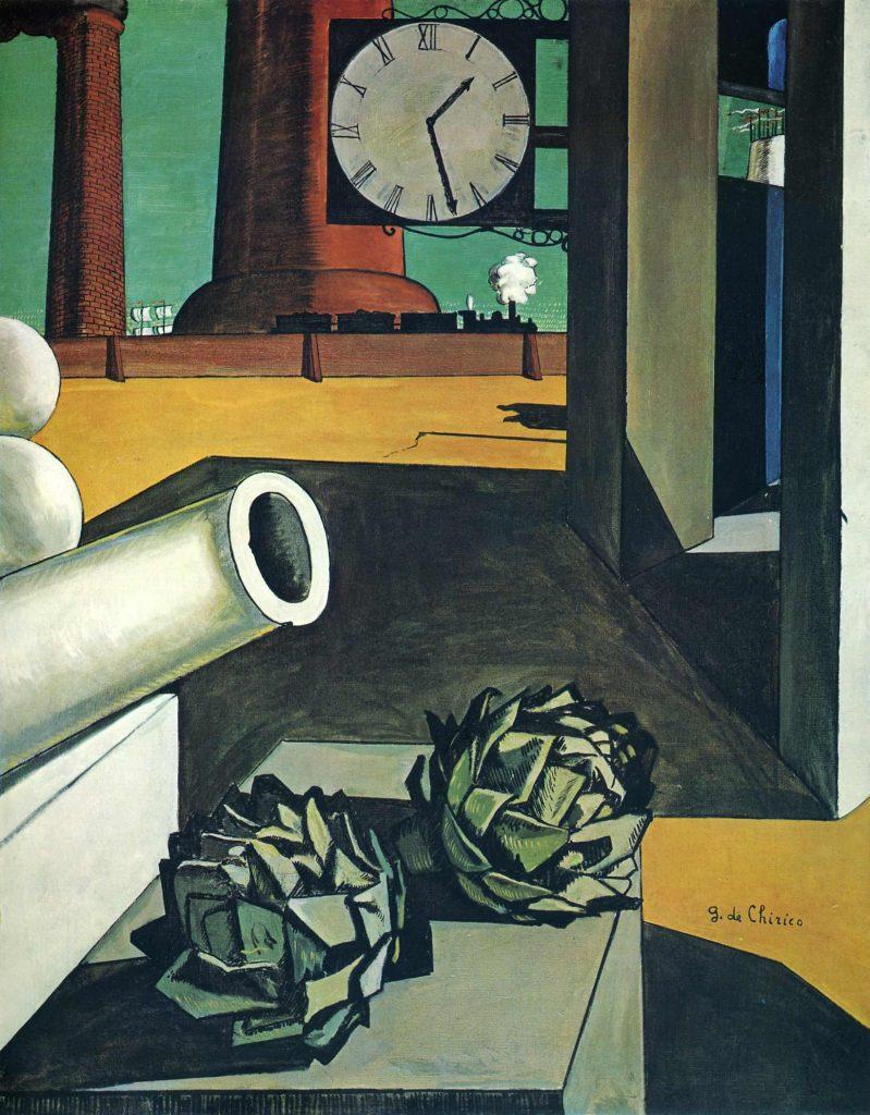 نقاشی دی چیریکو