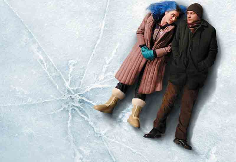 Eternal Sunshine of the Spotless Mind (2004) بهترین فیلم های عاشقانه