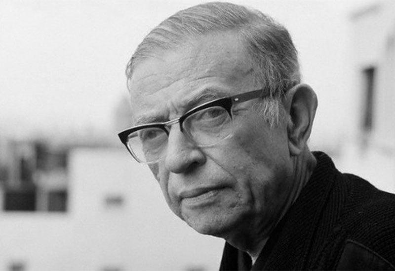 کاور-ژان پل-سارتر