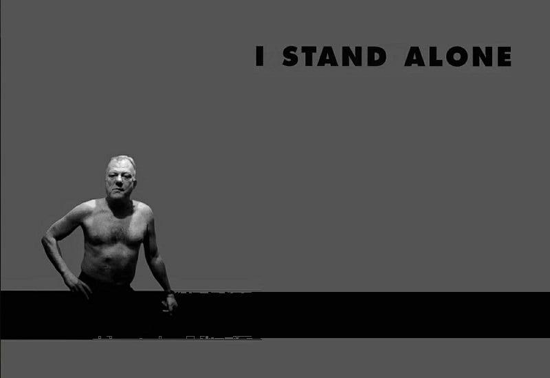 نقد فیلم 1998 I Stand Alone (من تنها ایستادهام)